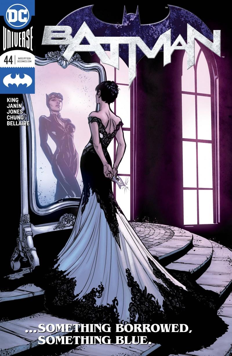 Batman  #44 CVR B