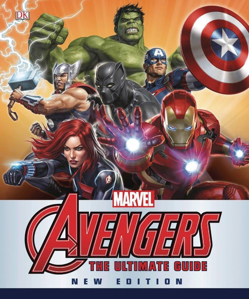 Avengers HC Ultimate Guide Updated Expanded