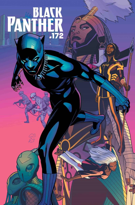 Black Panther #172