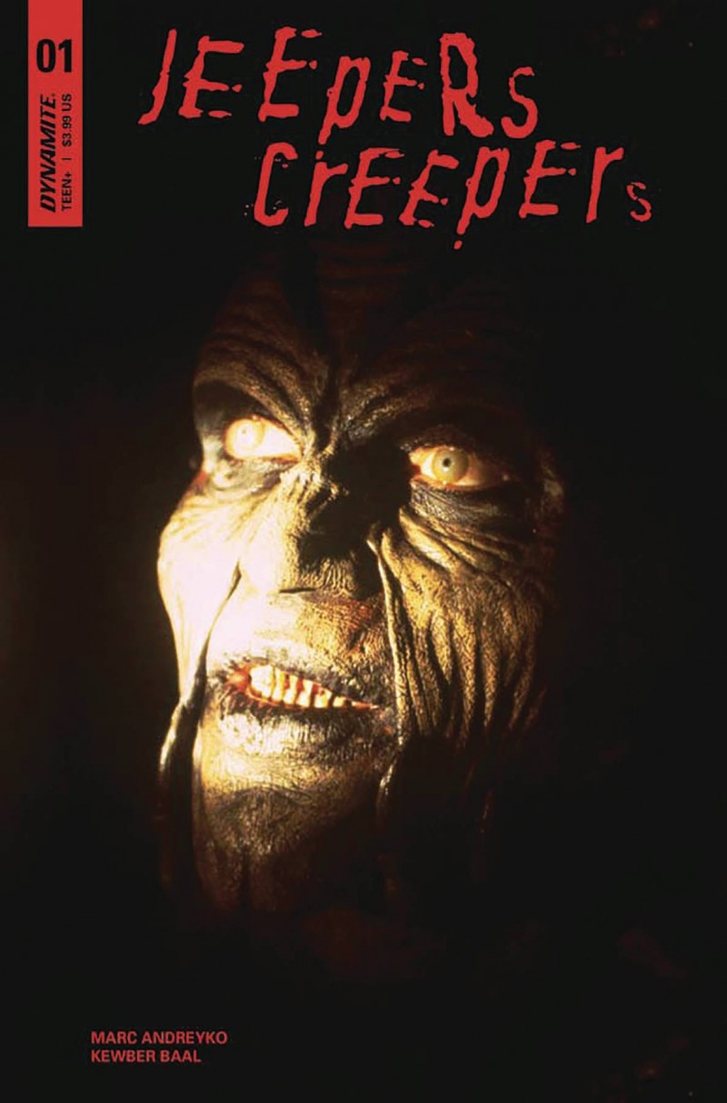 Jeepers Creepers #3 CVR B Baal - Zeus Comics, Dallas TX