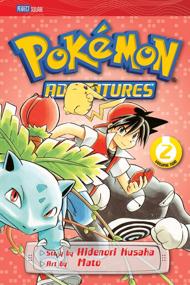 Pokemon GN Adventures V2 Red Blue