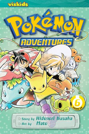 Pokemon GN Adventures  Red Blue