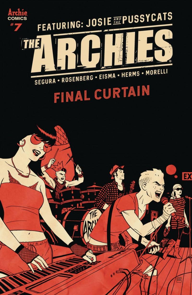 Archies #7 CVR B Chiang