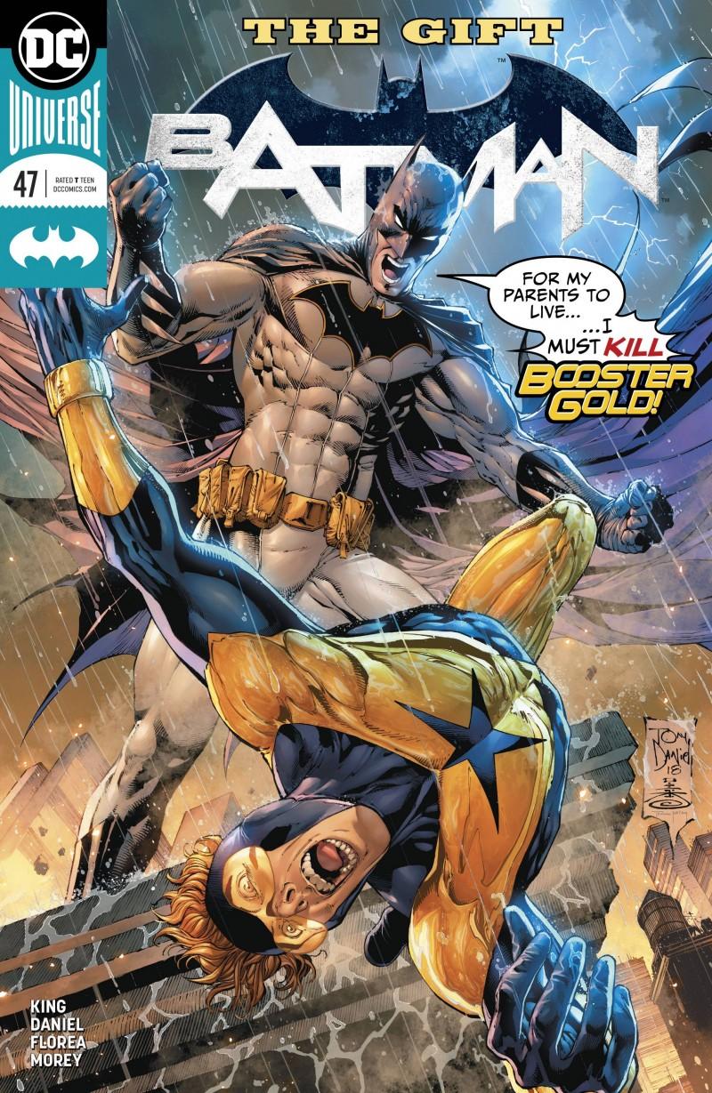 Batman  #47 CVR A