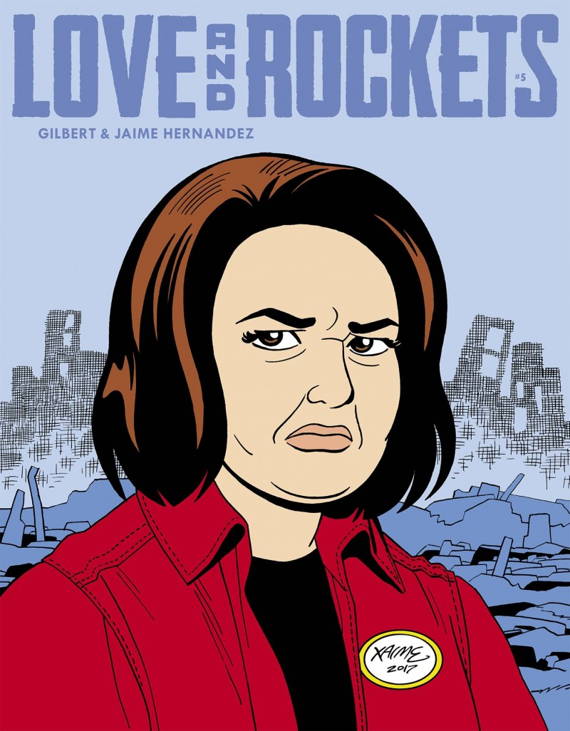 Love and Rockets Magazine #5