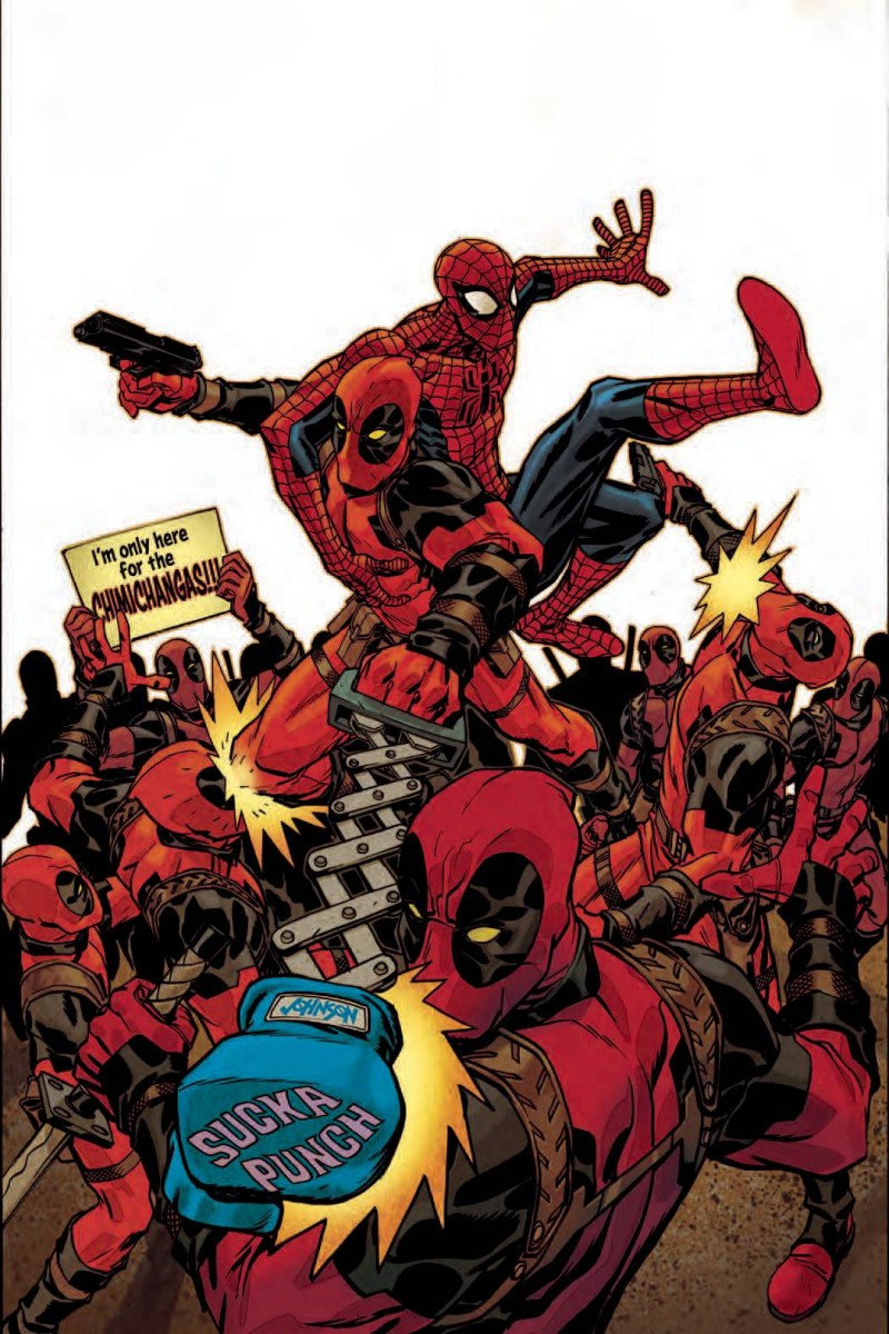 Spider-Man Deadpool #33