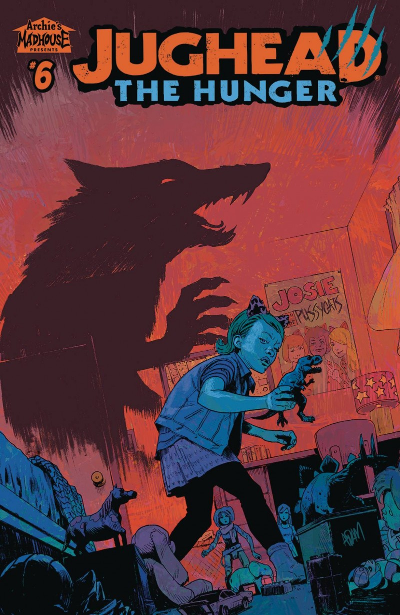 Jughead The Hunger #6