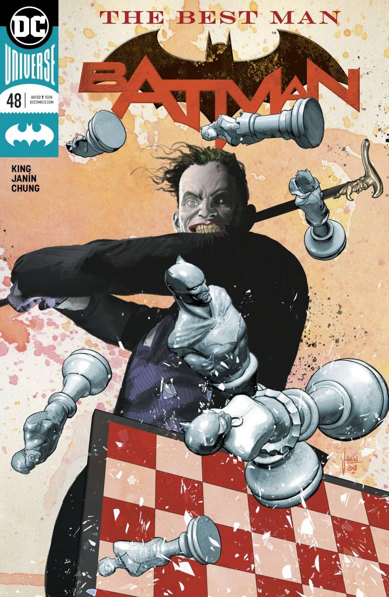 Batman  #48 CVR A