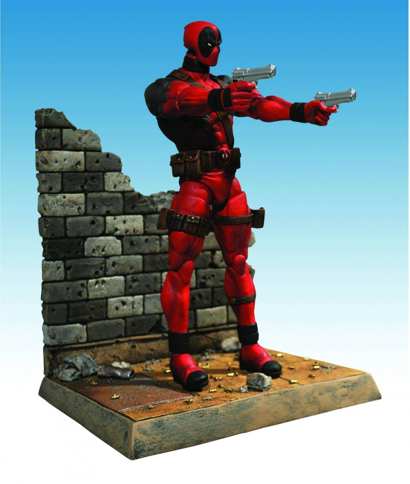 Marvel Select AF Deadpool