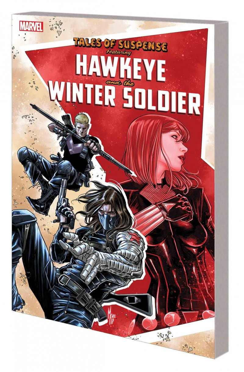Tales of Suspense TP Hawkeye and Winter Soldier