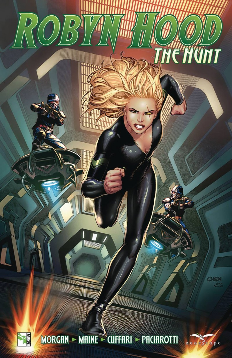 Robyn Hood TP the Hunt