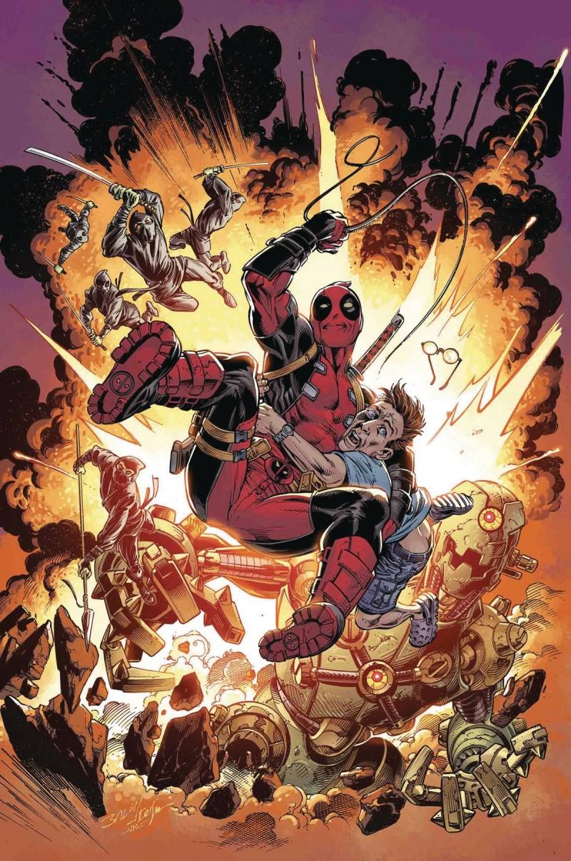 Deadpool Assassin #2