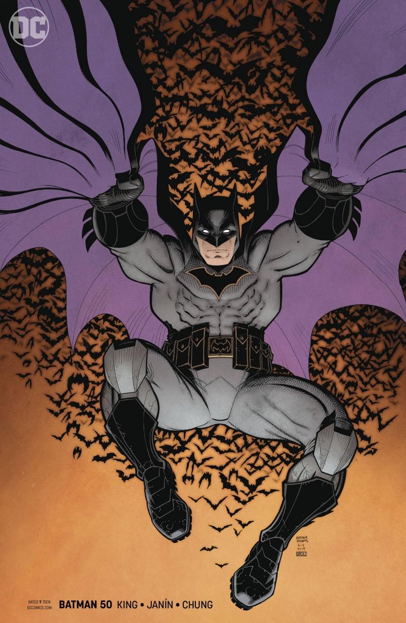 Batman V3 #50 CVR B Adams