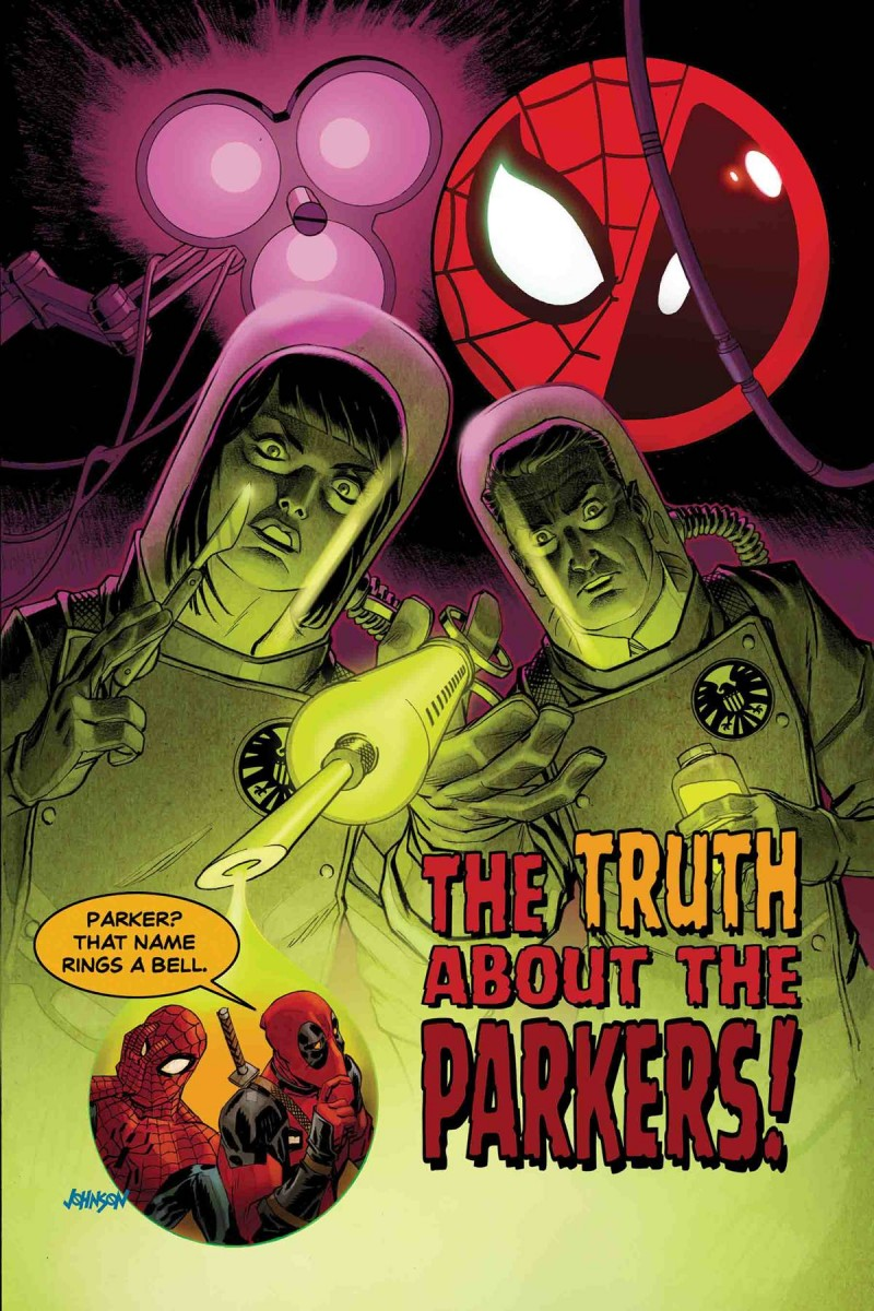 Spider-Man Deadpool #35