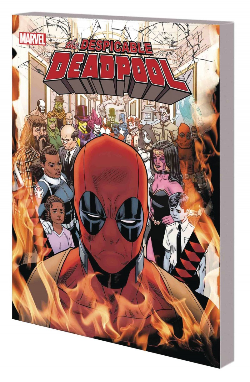 Despicable Deadpool TP V3 Marvel Universe Kills Deadpool