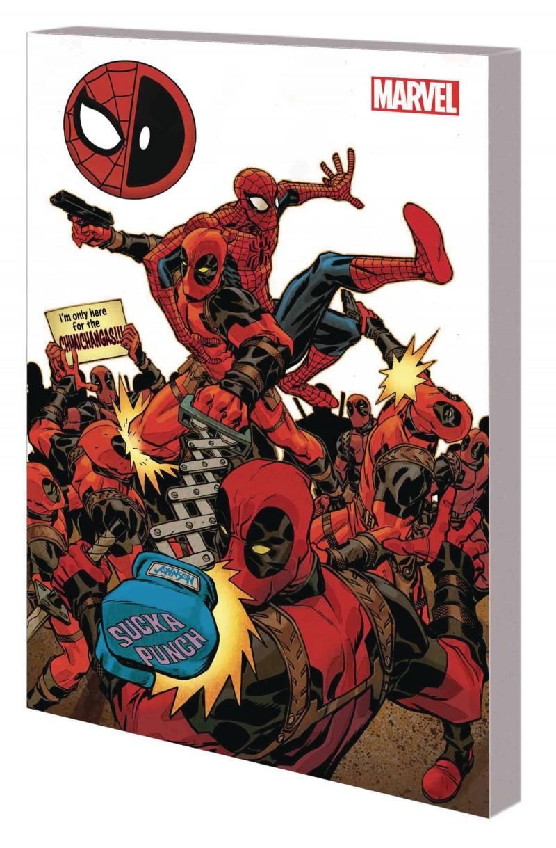 Spider-Man Deadpool TP V6 Wlmd