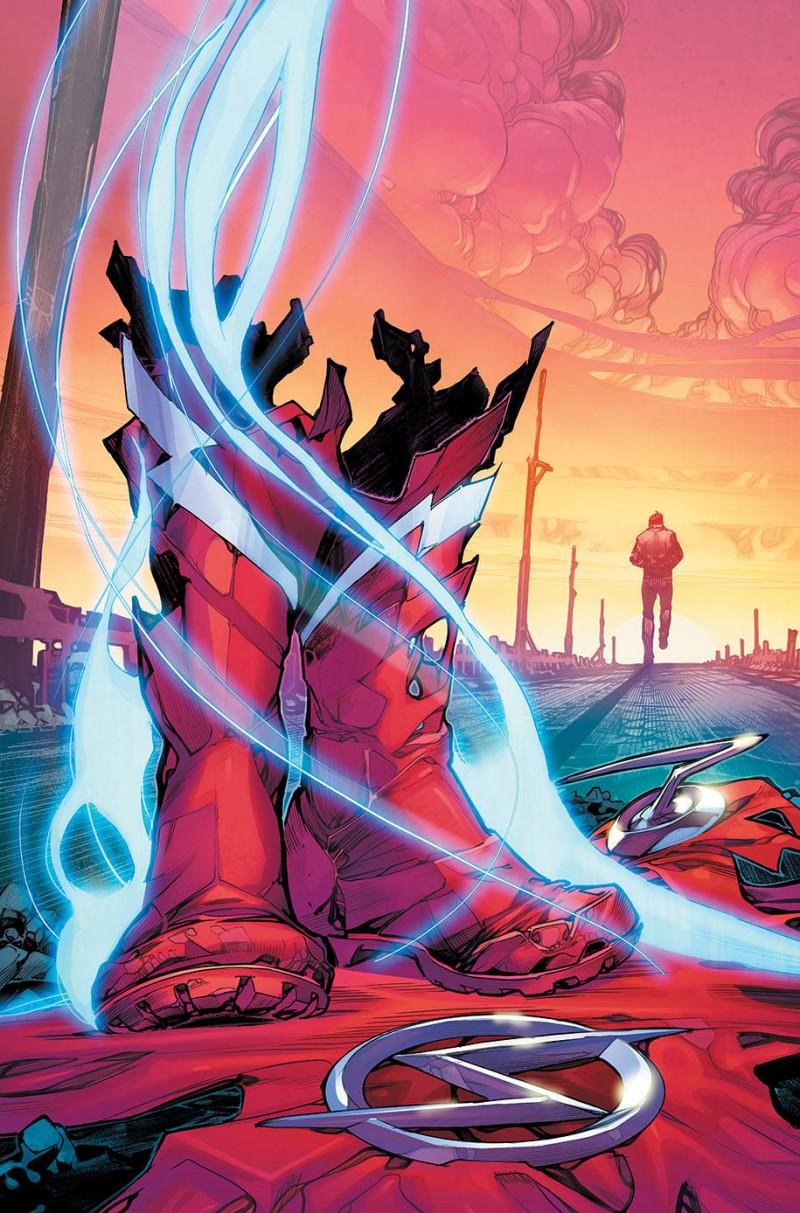 Flash  #51 CVR A
