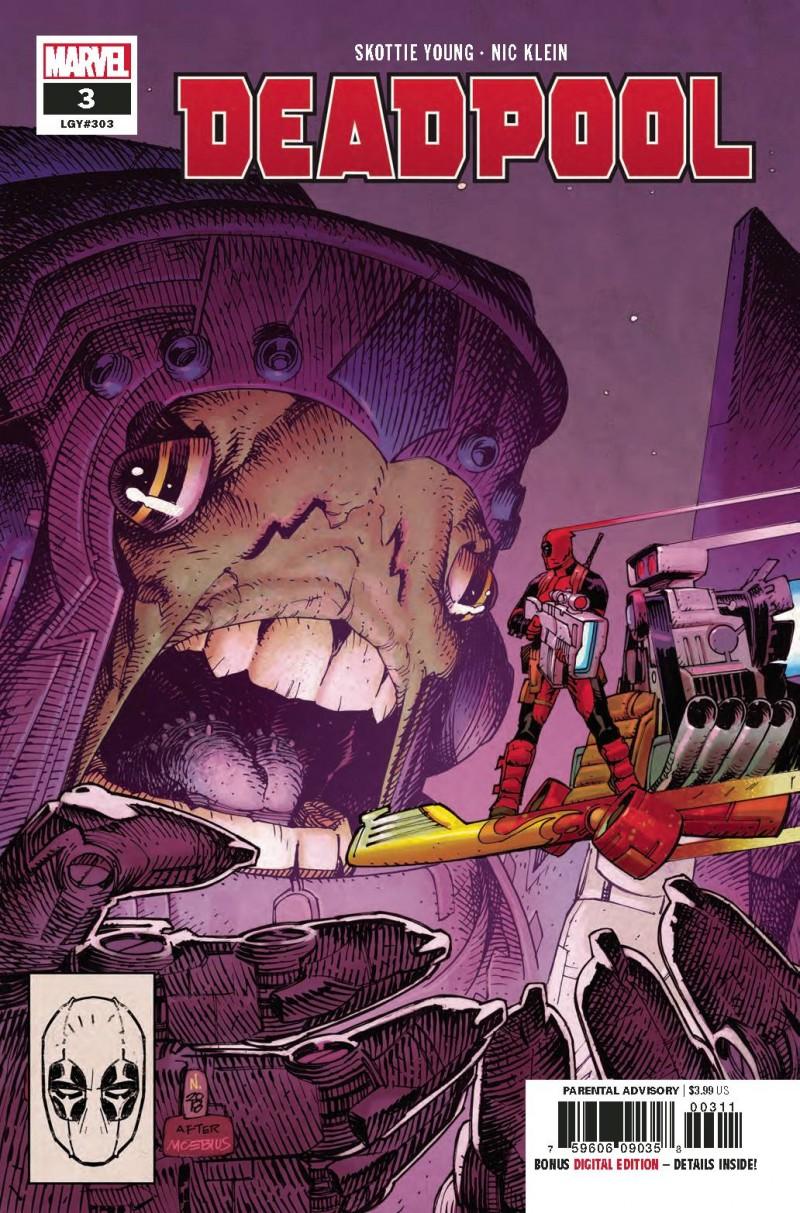 Deadpool V6 #3