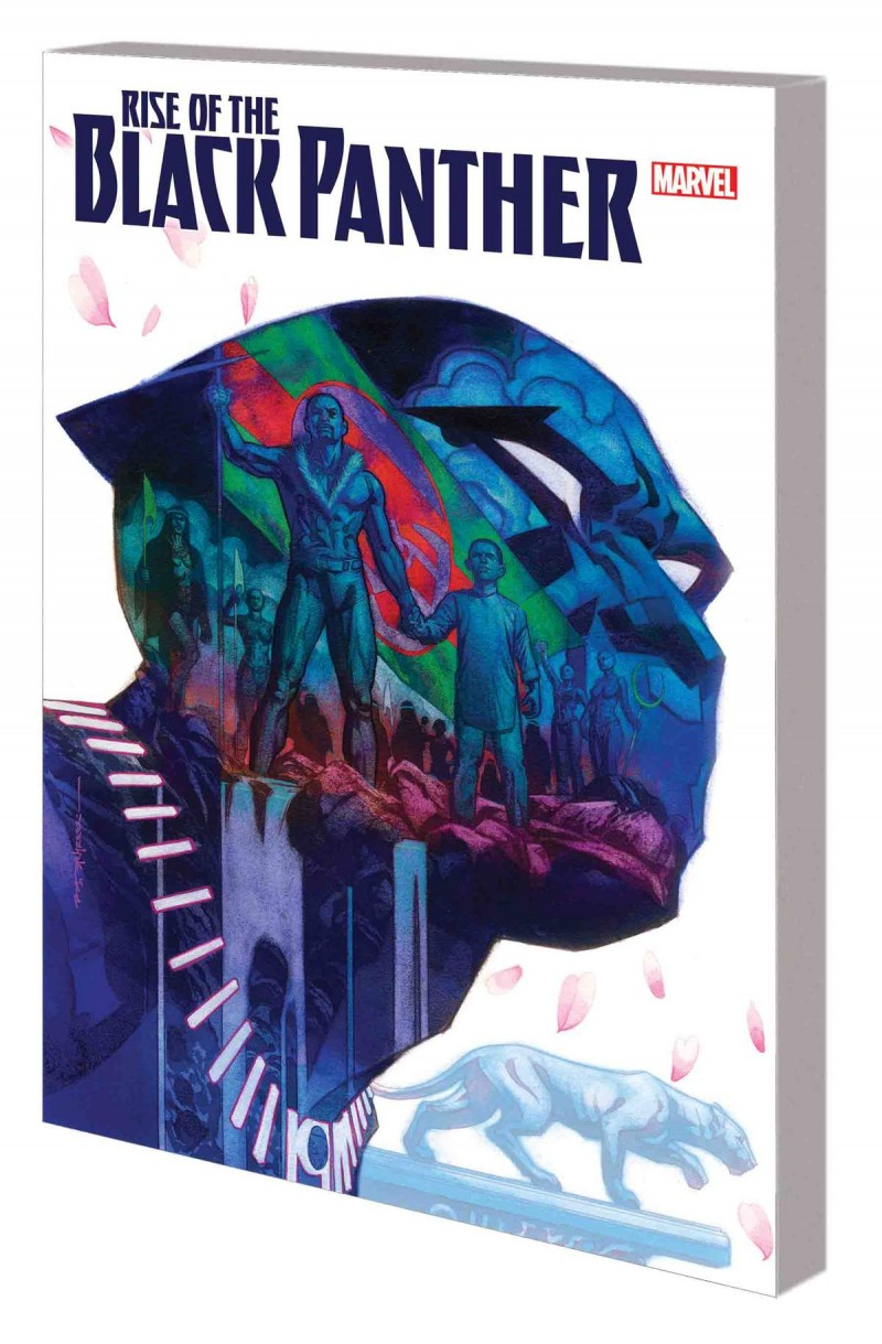 Black Panther TP Rise of the Black Panther