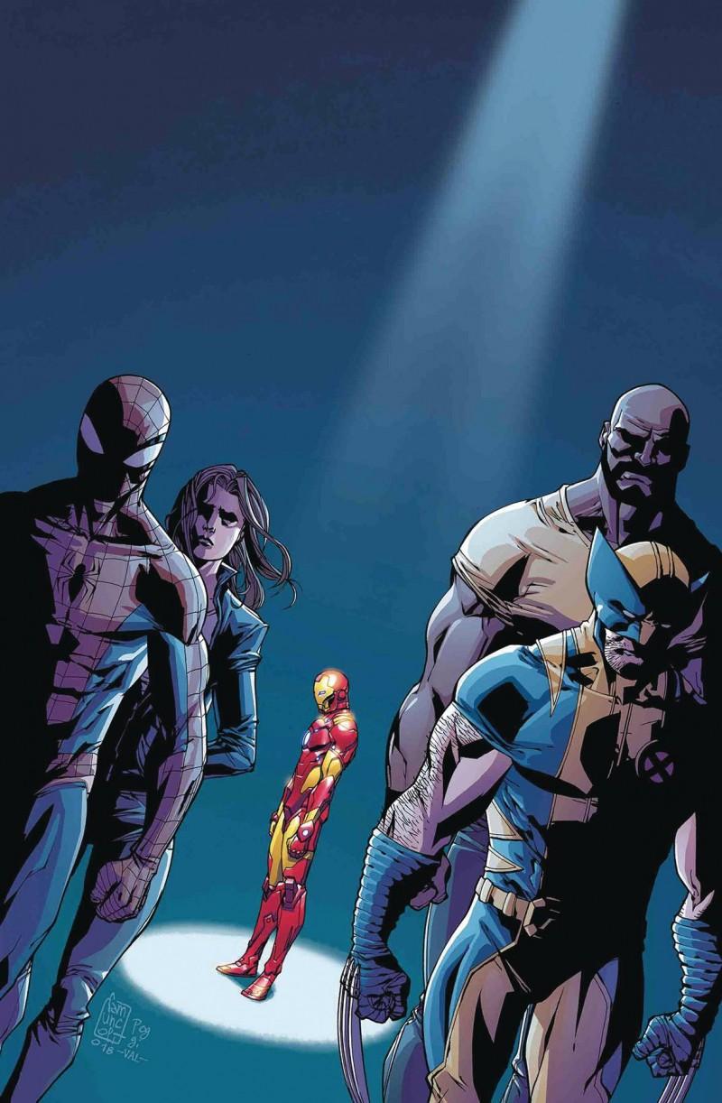 Hunt For Wolverine Adamantium Agenda #4