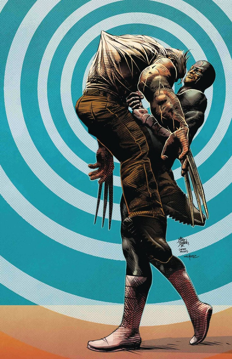 Old Man Logan V2 #45