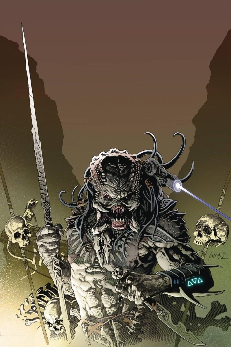 Predator Hunters II #1 CVR A