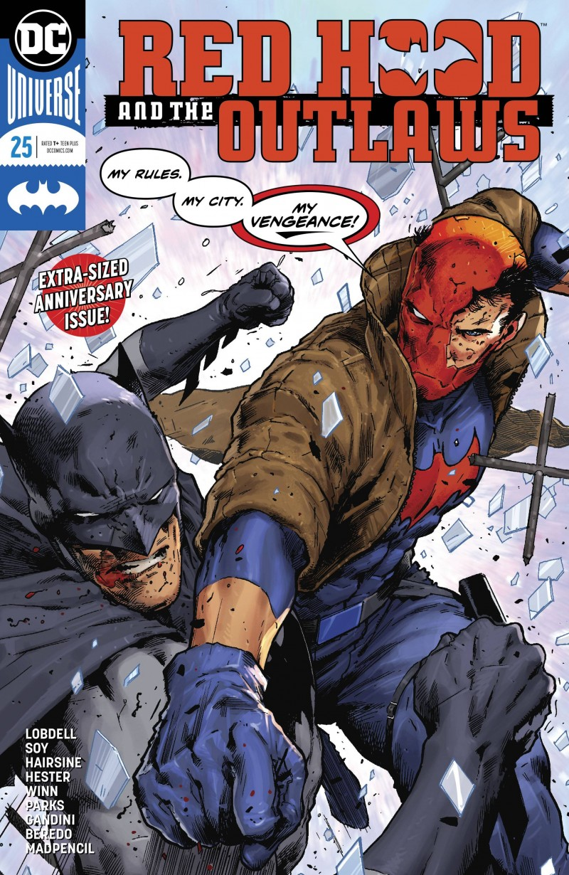 Red Hood and the Outlaws V2 #25 CVR A