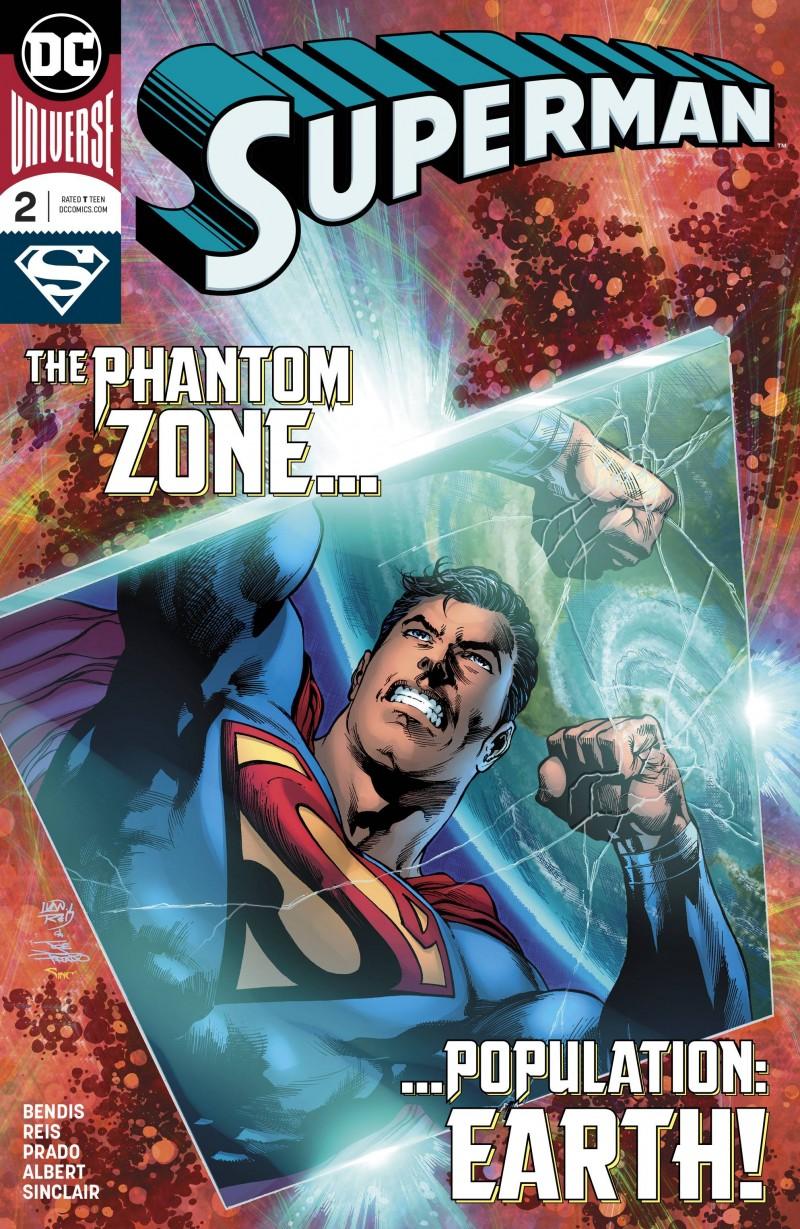 Superman V5 #2 CVR A Reis