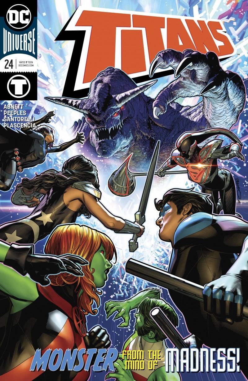 Titans V3 #24 CVR A