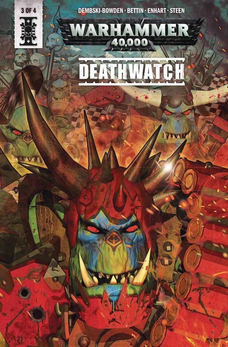 Warhammer 40000 Deathwatch #3