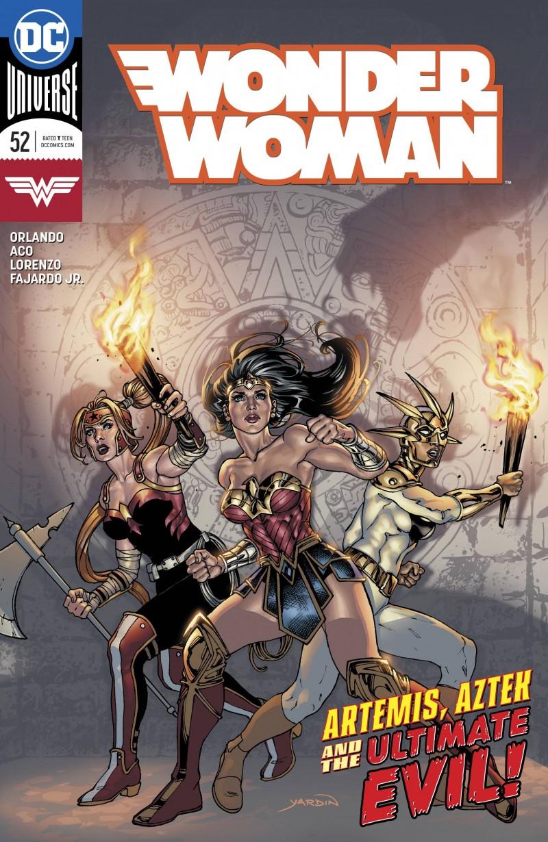 Wonder Woman V5 #52 CVR A