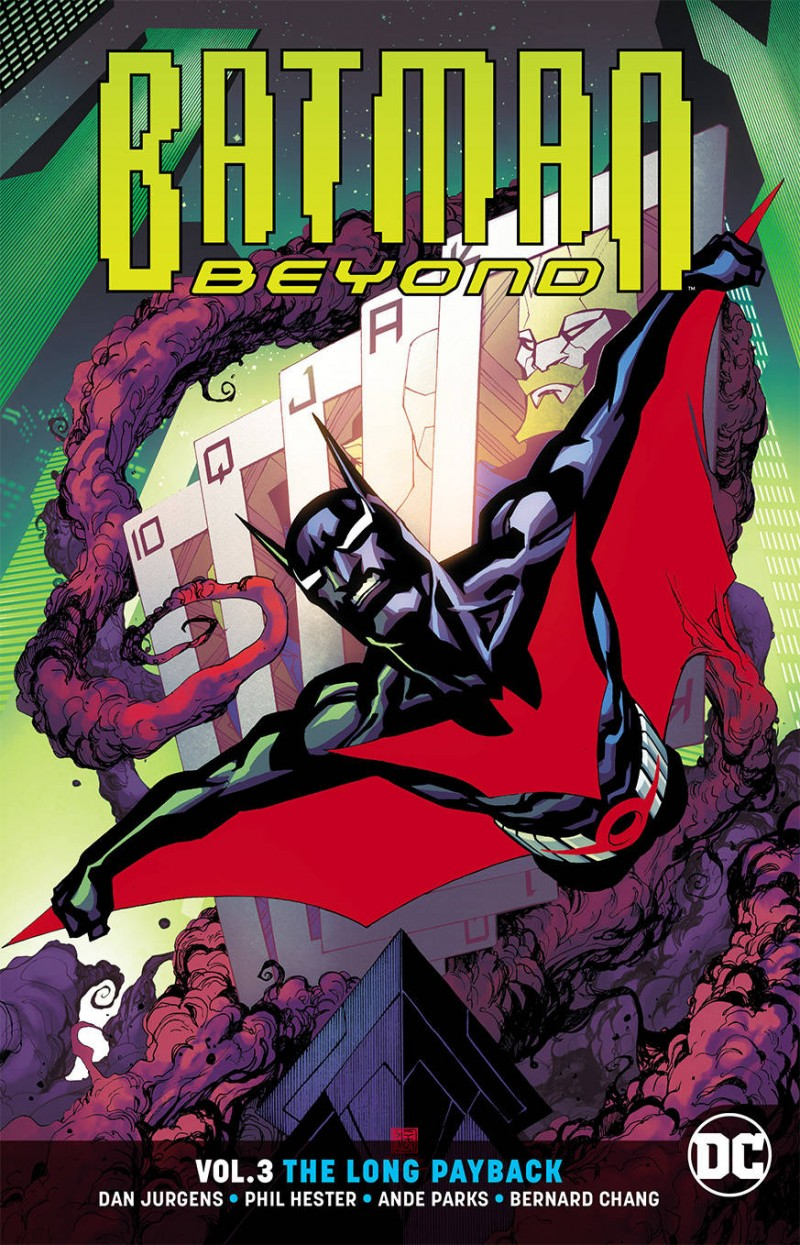 Batman Beyond TP Rebirth V3 the Long Payback
