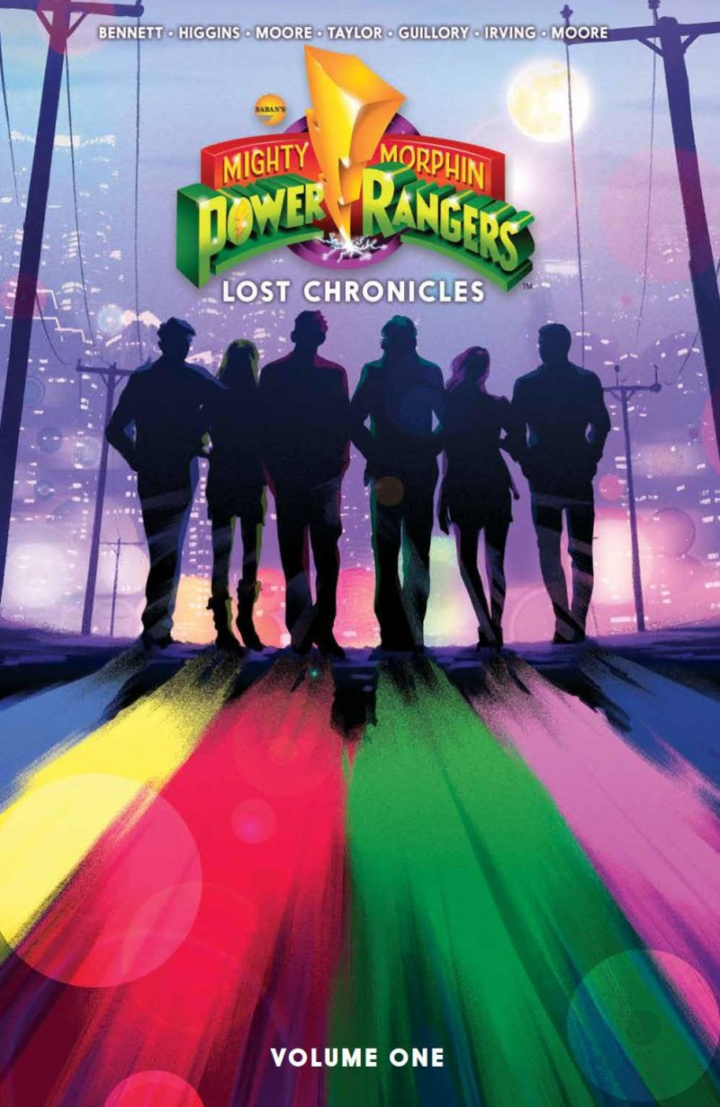 Mighty Morphin Power Rangers TP Lost Chronicles V1