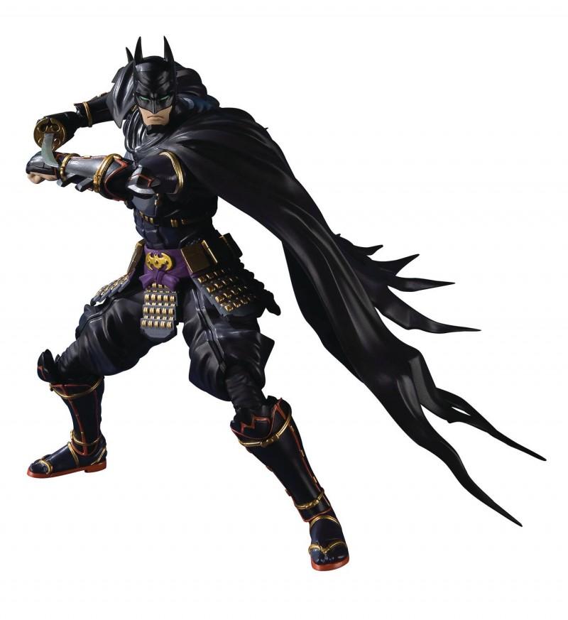 DC SHFiguarts AF Ninja Batman