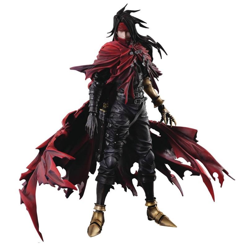 Final Fantasy VII Kai AF Dirge of Cerberus Vincent
