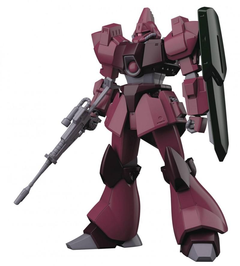 Gundam HGUC 1/144 Zeta Gundam Galbaldy Beta