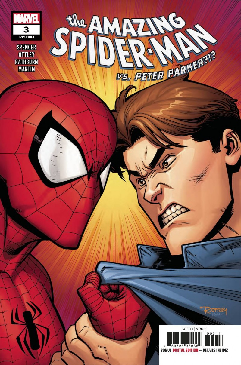 Amazing Spider-Man V5 #3