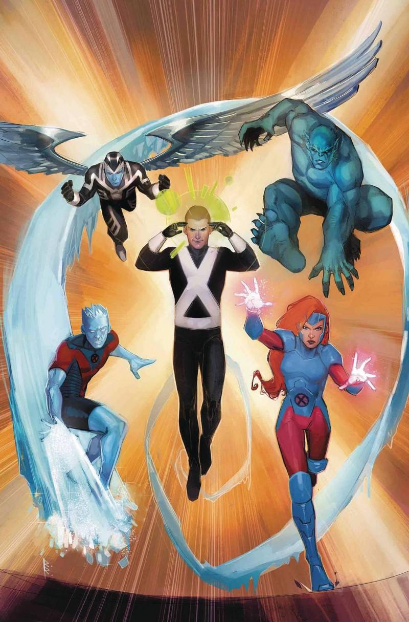 Astonishing X-Men V4 Annual #1