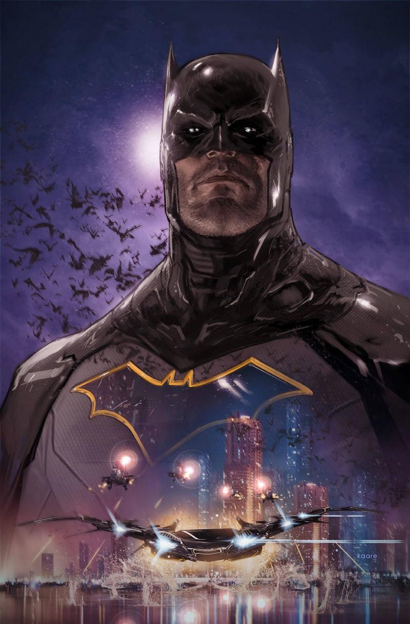 Batman V3 #53 CVR B