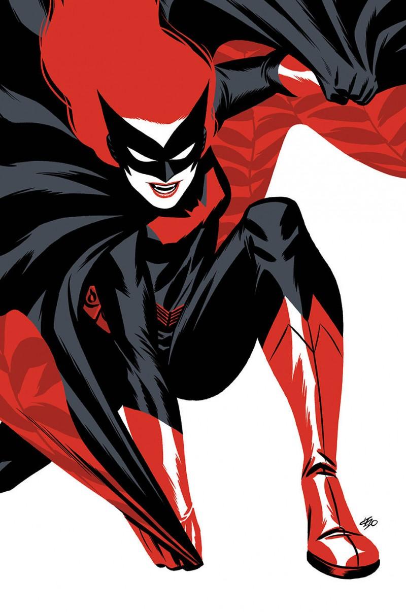 Batwoman V2 #18 CVR B
