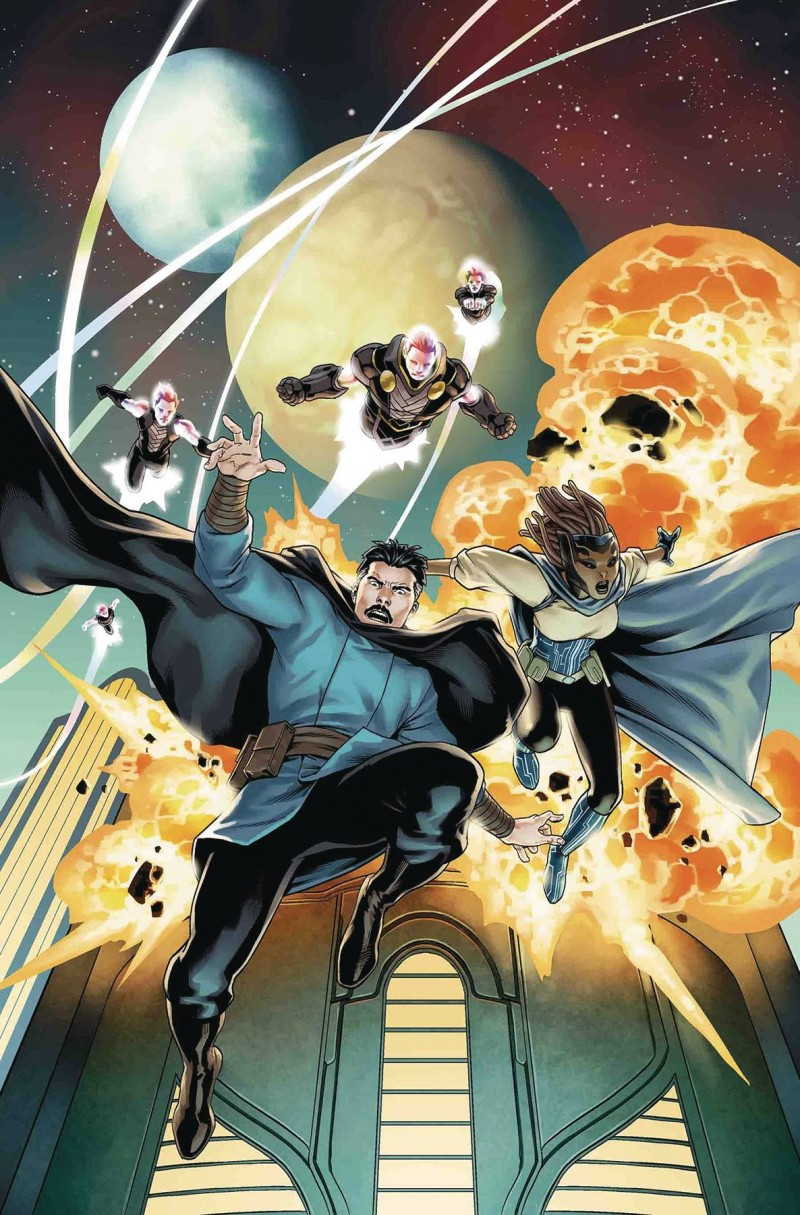 Doctor Strange V4 #4