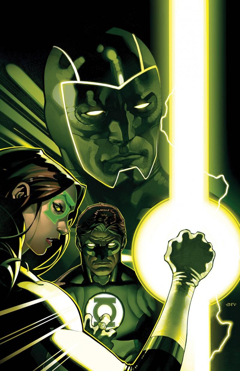 Green Lanterns #53 CVR B