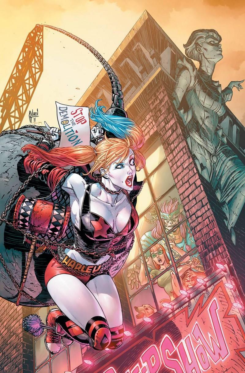Harley Quinn V3 #48 CVR A