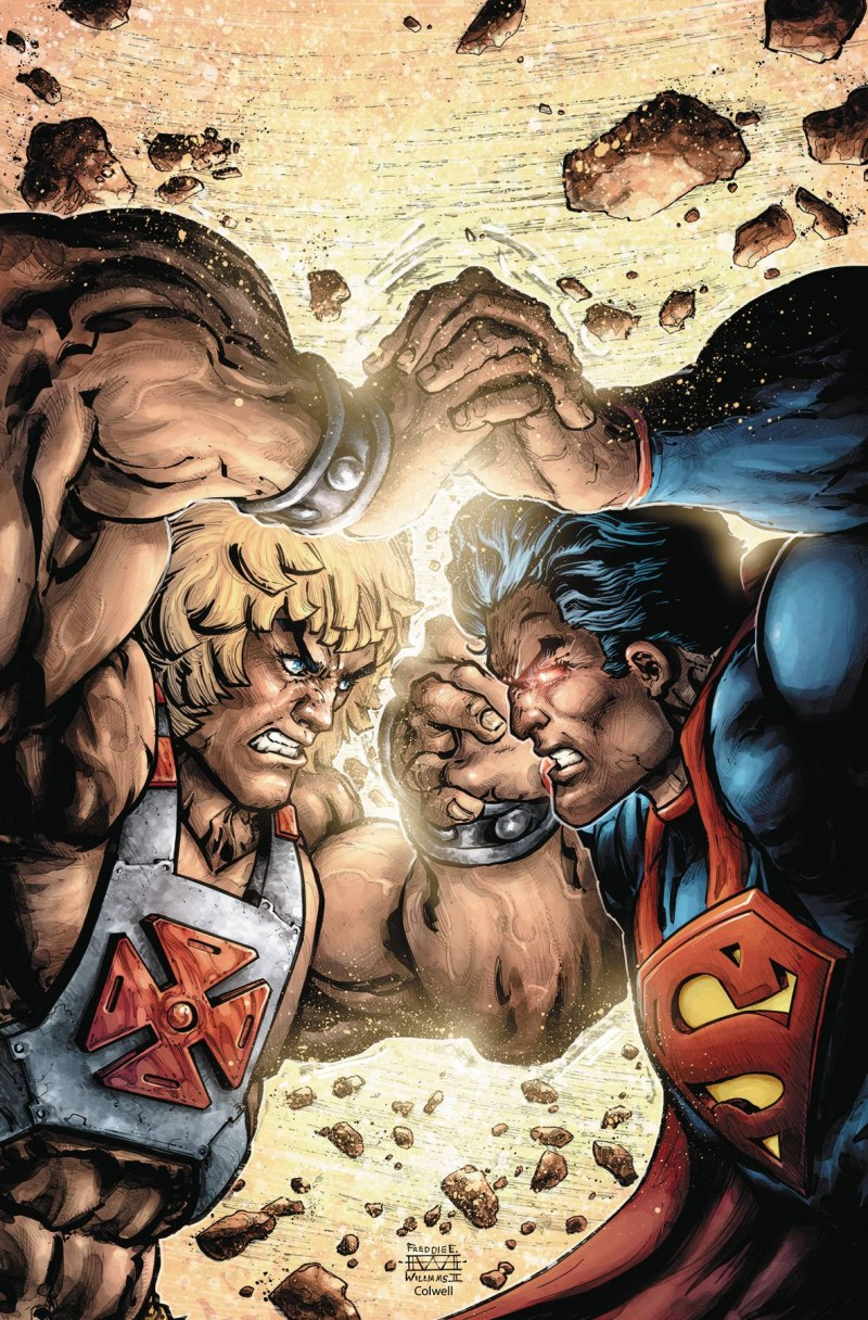 Injustice Vs the Masters of the Universe #2