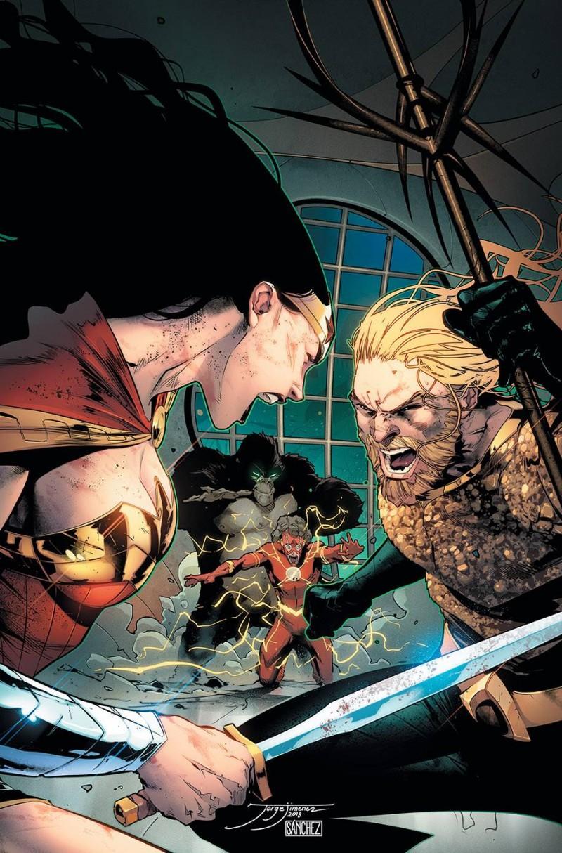 Justice League V3 #6 CVR A