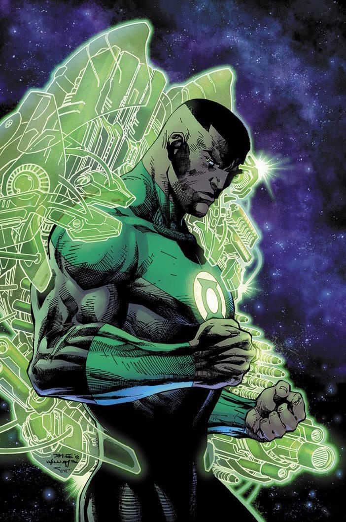 Justice League V3 #6 CVR B