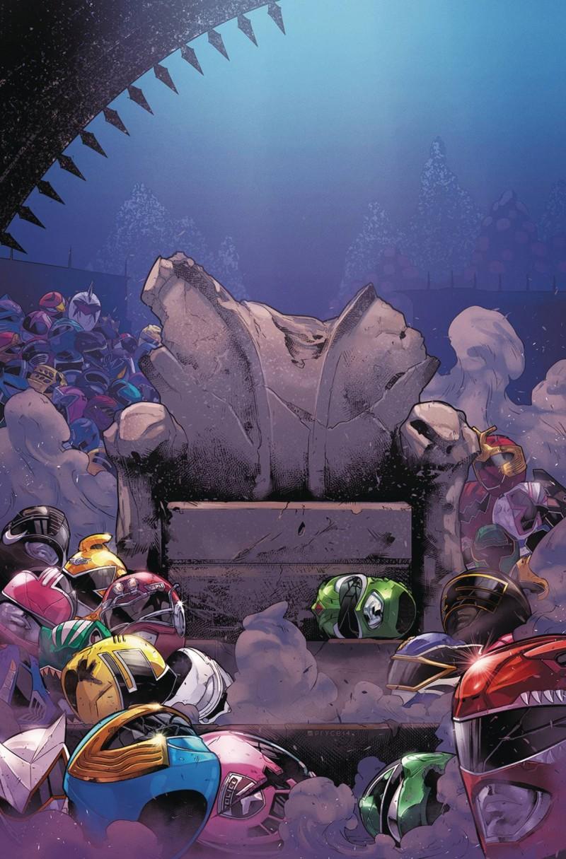Mighty Morphin Power Rangers #30 CVR A
