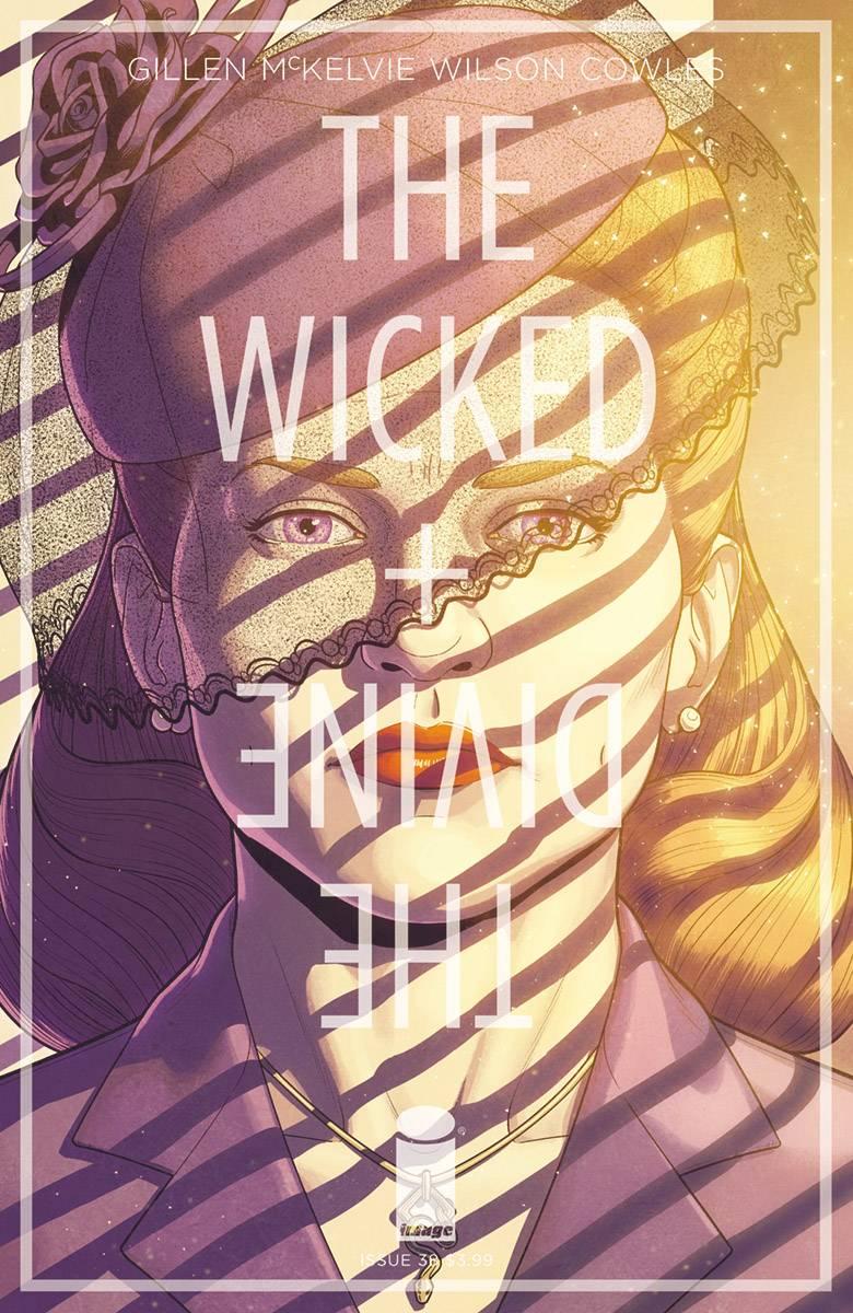 Wicked and Divine #38 CVR A Mckelvie
