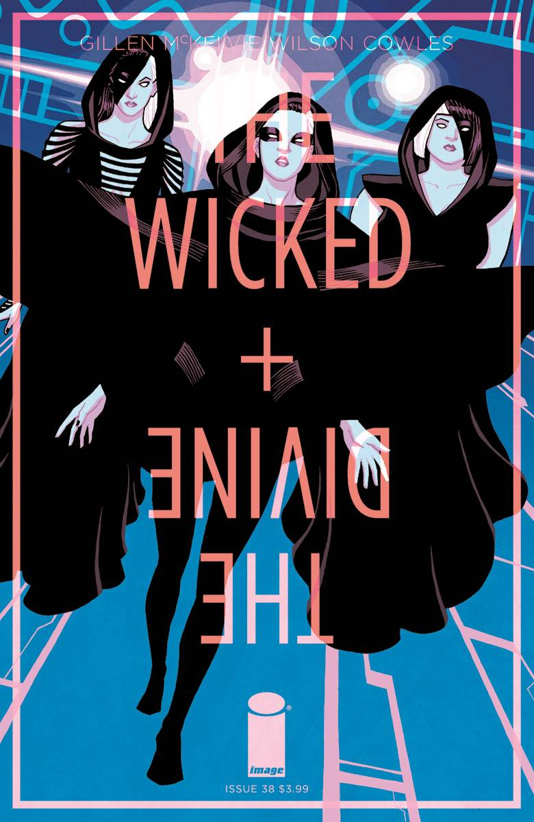 Wicked and Divine #38 CVR B Chiang