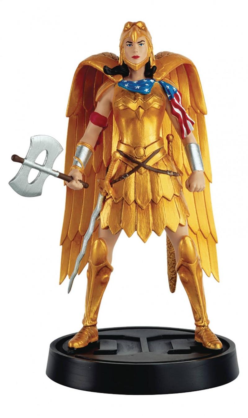 Wonder Woman Mythologies Figure Collection #2 Golden Eagle Armour